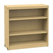 Marco Group 36'' Standard Bookcase; Fusion Maple/Fusion Maple