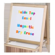 Flipside Products Crestline Table Top Magnetic Board Easel