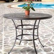 K B Patio Sicily Bar Table w/ Ice Bucket