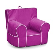 KidzWorld Kids Foam Chair; Pink