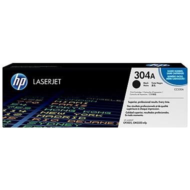 HP 304A (CC530A) Cartouche de toner HP LaserJet noir d'origine