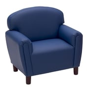 Click here to buy Children's Furniture Co Komfort Preschool Kids Chair; Deep Blue.