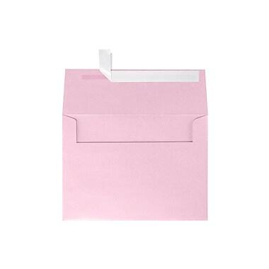 LUX A7 Invitation Envelopes (5 1/4 x 7 1/4) 50/Box, Rose Quartz Metallic (5380-04-50)