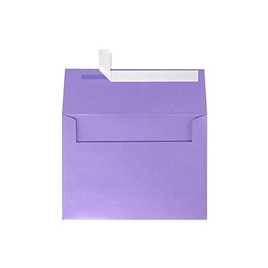 LUX A7 Invitation Envelopes (5 1/4 x 7 1/4) 1000/Box, Amethyst Metallic (5380-17-1000)