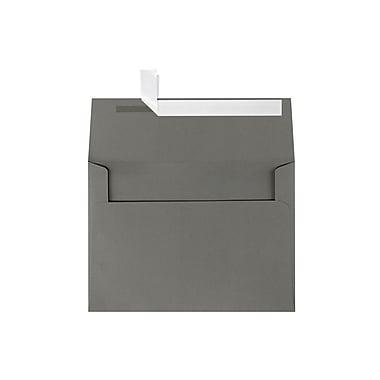 LUX A7 Invitation Envelopes (5 1/4 x 7 1/4) 1000/Box, Smoke (EX4880-22-1000)