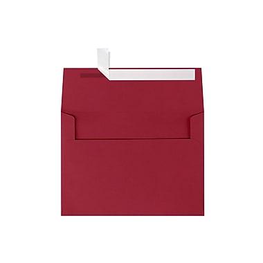 LUX A7 Invitation Envelopes (5 1/4 x 7 1/4) 250/Box, Garnet (EX4880-26-250)