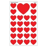 Trend Enterprises® SuperShapes Stickers, Valentine Hearts