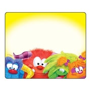 Trend Enterprises® pre-kindergarten - 9th Grades Name Tag, Furry Friends