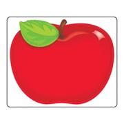 "Trend Enterprises® Name Tags, 2 1/2"" x 3"", Shiny Red Apple"