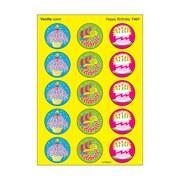 Trend Enterprises® Stinky Stickers, Happy Birthday/Vanilla