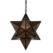 CrystalWorld Astoria 3-Light LED Geometric Pendant