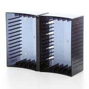 Atlantic Disc Module 12 DVD/26 CD Multimedia Tabletop Storage Rack