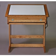 SMIProducts PD Series Light Table; Medium (Golden Oak) Stained