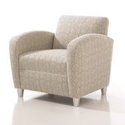 Studio Q Furniture Crosby Lounge Chair; Fabric Fez