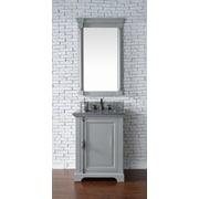 James Martin Furniture Providence 26'' Single Bathroom Vanity Base; Urban Gray