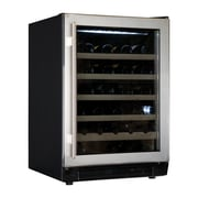 Haier 48 Bottle Dual Zone Built-In Wine Refrigerator