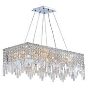 Worldwide Lighting Cascade16-light Crystal Chandelier