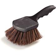 "Carlisle  Sparta® Utility Scrub Brush With Polypropylene Bristles, 8-1/2"" x 3"", Brown (3650501)"