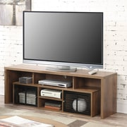 Home Loft Concepts Lexington TV Stand; Mocha