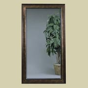 Darby Home Co Rectangle Antique Bronze Leaner Mirror