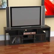 Home Loft Concepts Lexington TV Stand; Black