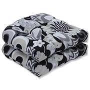 Pillow Perfect Sophia Outdoor Rocking Chair Cushion (Set of 2)
