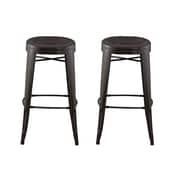 Ace Casual Furniture Quinn 29'' Bar Stool (Set of 2)