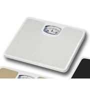 Home Basics Non-Skid Bathroom Mechanical Digital Scale; White