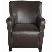 Brayden Studio Jensen Accent Chair in Faux Leather