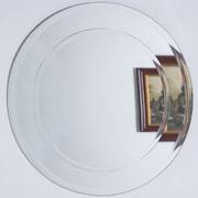 Bellaterra Home Round Frameless Bathroom/Vanity Wall Mirror