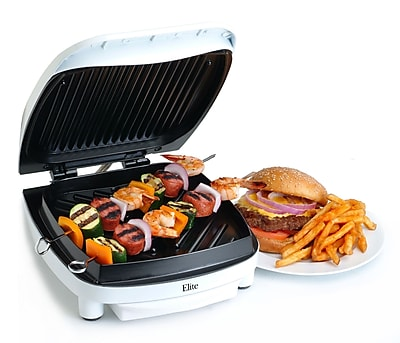 Elite by Maxi-Matic 4 Slice Contact Grill WYF078280214128