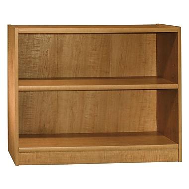Bush Furniture Universal 30H Bookcase, Snow Maple (WL12449-03)