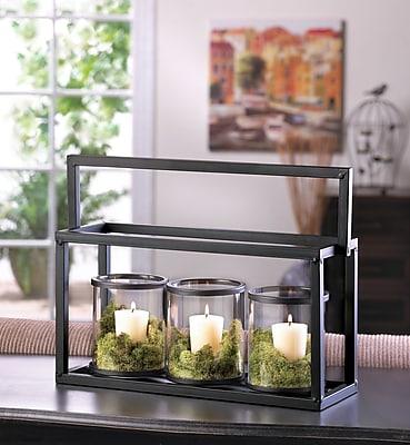 Zingz & Thingz 4 Piece Ironside Candle Display Set WYF078280215068