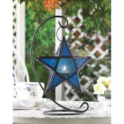 Zingz & Thingz Star Table Iron Lantern