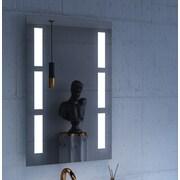 CIVIS USA Sally LED Lighted Mirror; 36'' H x 24'' W x 2'' D