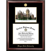 Campus Images NCAA Gold Embossed Diploma w/ Campus Images Lithograph Picture Frame