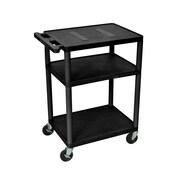 Offex Endura 3 Shelf AV Cart
