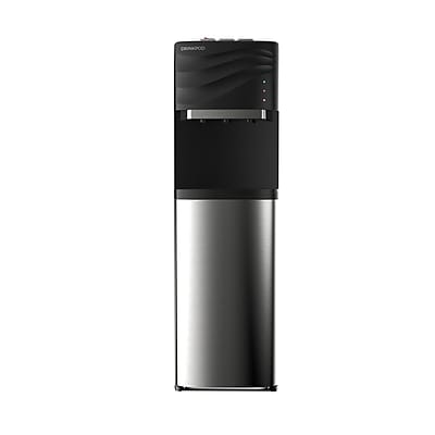 Drinkpod USA 100 Series Bottleless Free-Standing Hot, Cold, and Room Temperature Water Cooler WYF078280216437