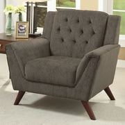 Corrigan Studio Carnduff Deep Tufted Chair