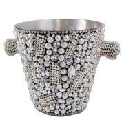 VANDERPUMP Beverly Hills Diamante Bottle Cooler Ice Bucket