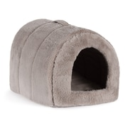 Best Friends By Sheri Henry Igloo Pet Dome; Gray