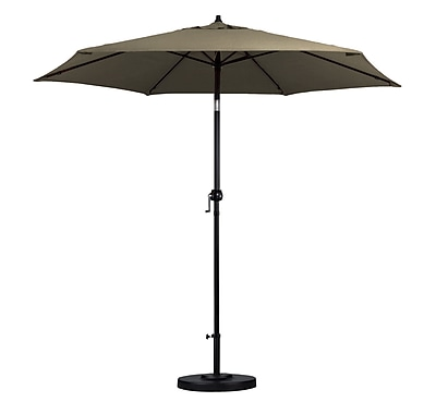 Astella 9' Market Umbrella; Antique Beige WYF078279843674