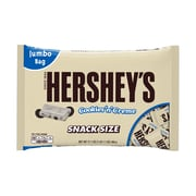 Hershey's Snack Size Cookies 'n' Creme Bars, 17.1 oz, 2 Count