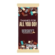 Hershey's Milk Chocolate with Almonds Appreciation XL Bars, 4.25 oz, 12 Count