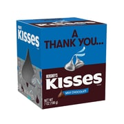 Kisses Giant Milk Chocolate, 7 Ounce (Pack of 3)