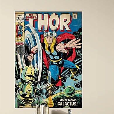 Wallhogs Marvel Comics Thor Comic Cover Wall Mural WYF078278160724