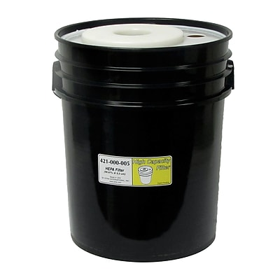Atrix International HEPA 5 Gal Filter WYF078280217920