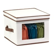 Alcott Hill Urban Window Storage Box; Medium