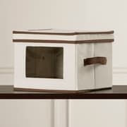 Alcott Hill Urban Window Storage Box; Small