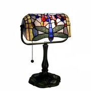 August Grove Quince Banker 12'' Table Lamp